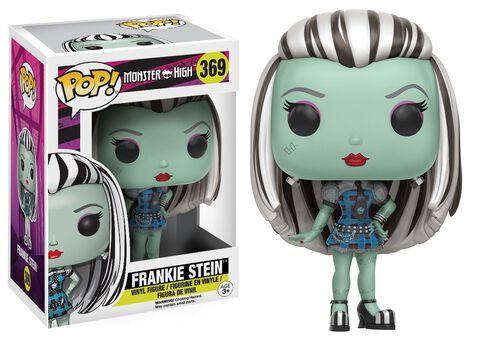 Figurine Funko Pop! N°369 - Monster High - Frankie