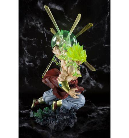 Statuette Figuarts Zero - Dragon Ball - Broly Burning Battle
