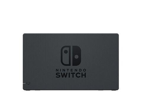 Ensemble station d'accueil pour Nintendo Switch