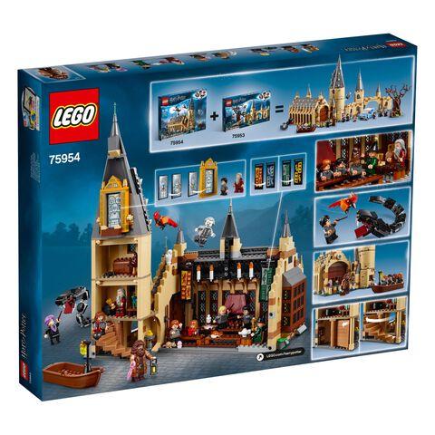 Lego - Harry Potter - 75954 - La Grande Salle du château de Poudlard