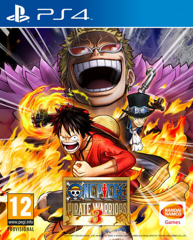 One Piece : Pirate Warriors 3