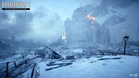 Dlc 2 Battlefield 1 In The Name Of The Tsar Ps4