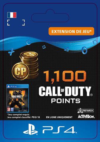 Call of Duty Black Ops IIII - DLC - 1100 Points - Version digitale