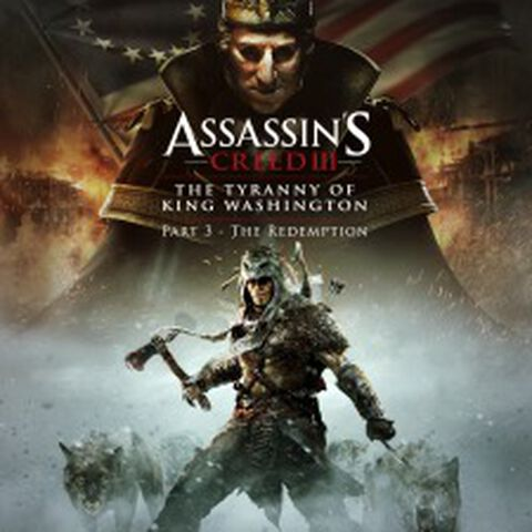 Dlc Assassin's Creed  III The Redemption