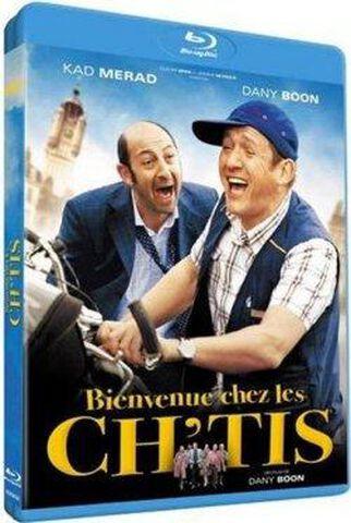 Bienvenue Chez Les Ch'tis - Br