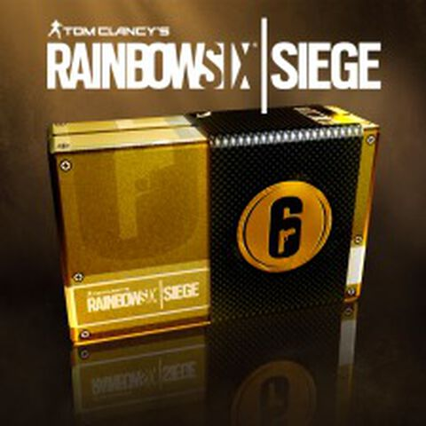 DLC - Rainbow Six Siege 16 000 Rainbow Credits - Version digitale