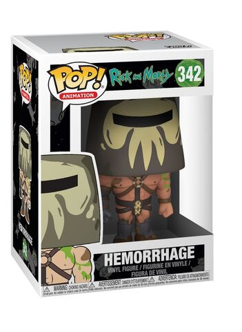 Figurine Toy Pop N°342 - Rick et Morty - Hemorrhage