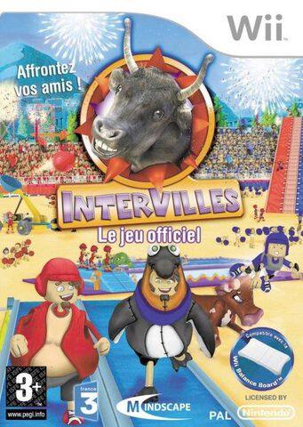 Intervilles, Le Jeu Officiel