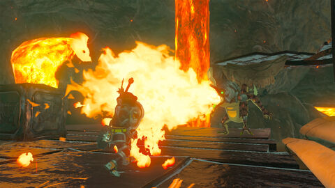 The Legend of Zelda : Breath of the Wild (Switch)