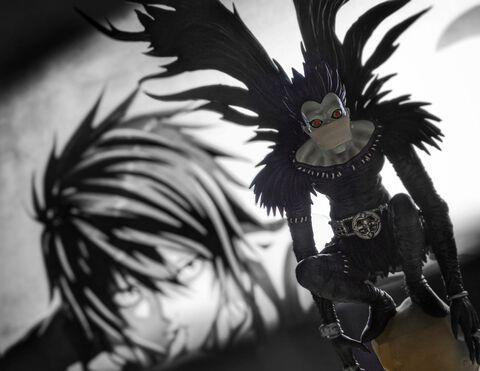 Figurine Sfc - Death Note - Ryuk