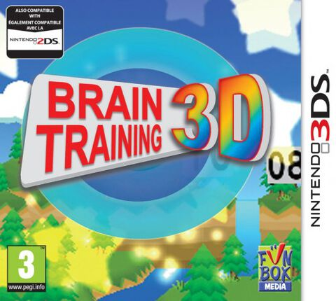Brain Training 3d Effigs