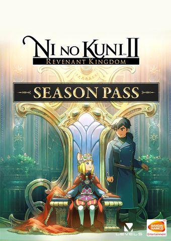 Ni No Kuni L'avènement D'un Royaume - Dlc- Season Pass Ps4