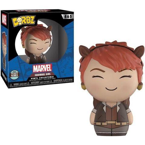 Figurine Dorbz N°465 - Marvel - W3 Squirrel Girl