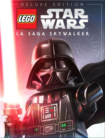 Lego Star Wars La Saga Skywalker Deluxe Edition