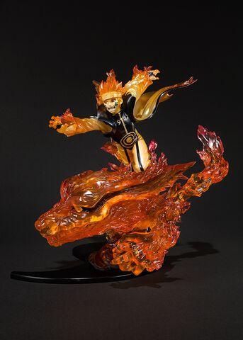 Statuette Figuarts Zero - Naruto - Kurama Relation