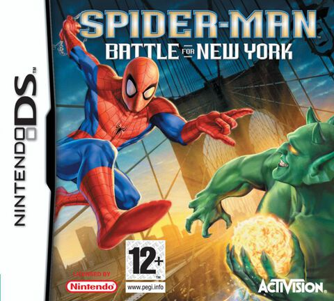 Spider-man, Bataille Pour New York