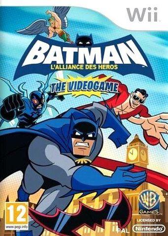 Batman L'alliance Des Héros