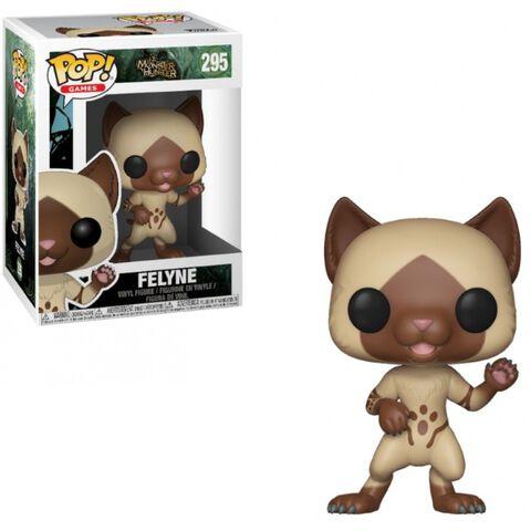 Figurine Funko Pop! N°295 - Monster Hunter - Felyne