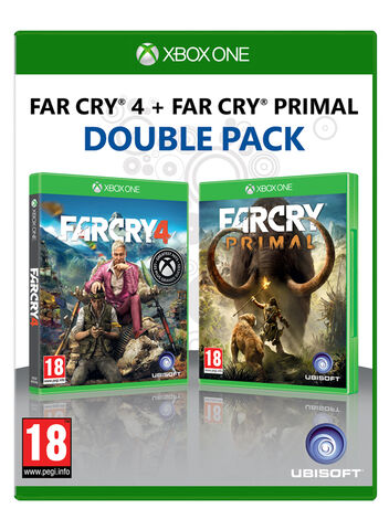 Compilation Far Cry 4 + Far Cry Primal
