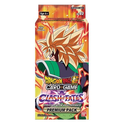 Pack Boosters - Dragon Ball Super - Premium Pack Thème Boosters 3