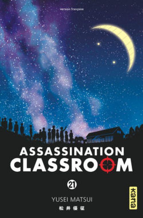 Manga - Assassination Classroom - Tome 21