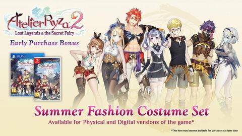 Atelier Ryza 2 Lost Legend & The Secret Fairy