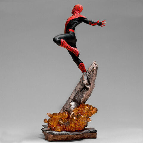 Statuette Iron Studio - Spider-Man Far From Home - Deluxe 1/10 Spider-Man 30 cm