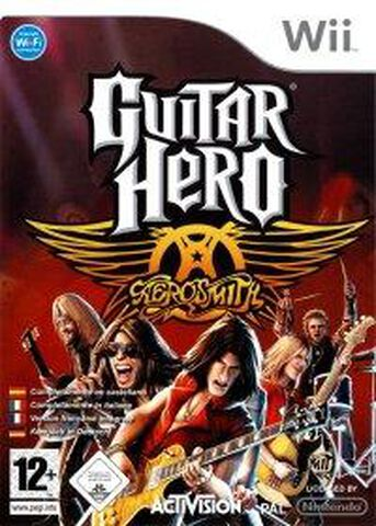 Guitar Hero, Aerosmith