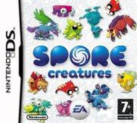 Spore, Creatures