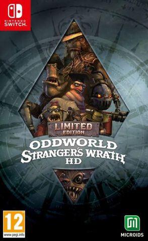 Oddworld La Fureur De L'etranger Edition Limitée