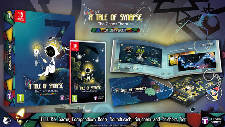A Tale Of Synapse The Chaos Theories Collector