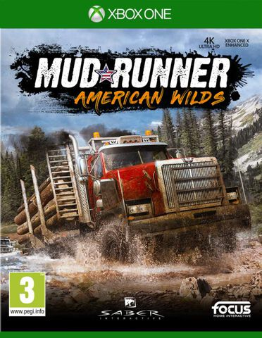 Mudrunner American Wilds Edition
