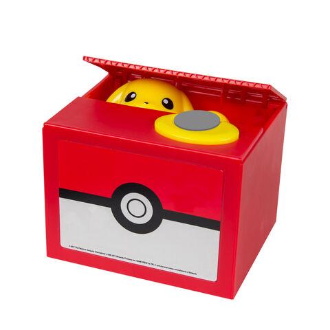 Tirelire - Pokémon - Pikachu animé et sonore