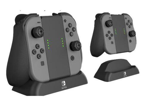 Support de Recharge - 2 Joy-Con - Licence Nintendo