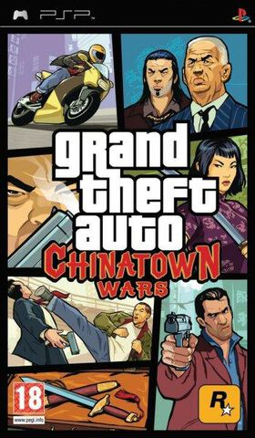 Grand Theft Auto, Chinatown Wars (gta)