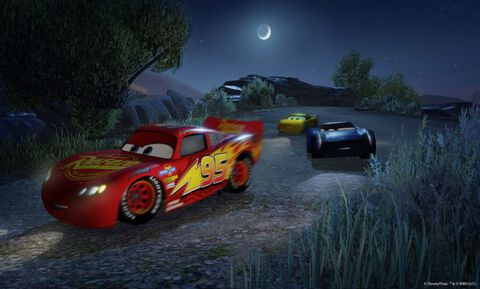 * Cars 3