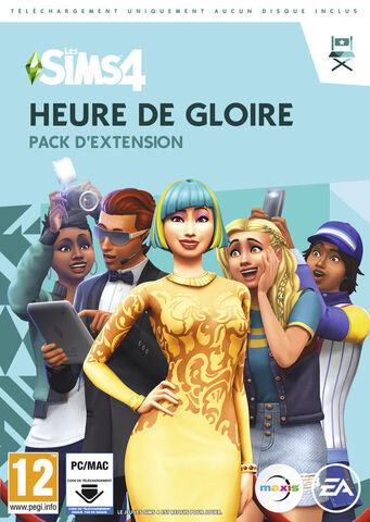 Les Sims 4 Extension 6 (code In A Box)
