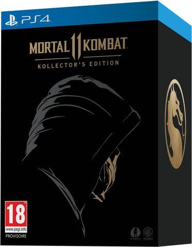 Mortal Kombat 11 Edition Kollector