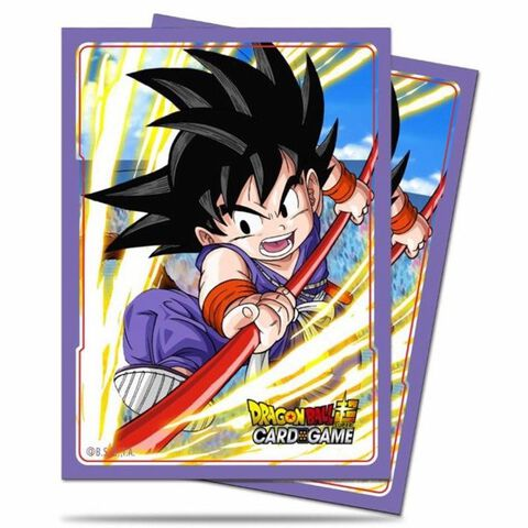 Protège-cartes - Dragon Ball Super - (65) Sangoku enfant