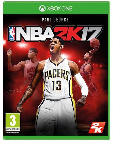 * NBA 2k17
