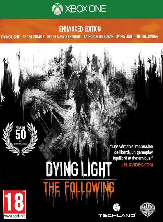 Dying Light : The Following Enhanced Edition
