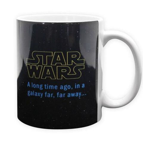 Mug - Star Wars - A Long Time Ago - 320 ml