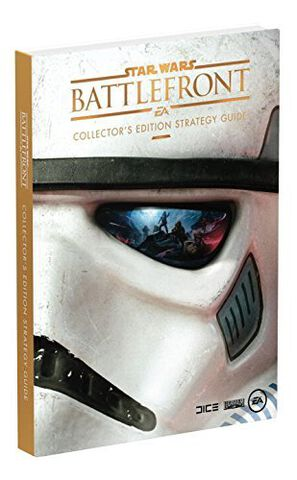 Guide Star Wars Battlefront Edition Collector