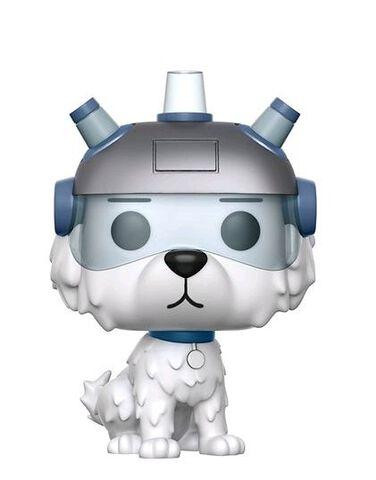 Figurine Funko Pop! N°178 - Rick et Morty - Snowball