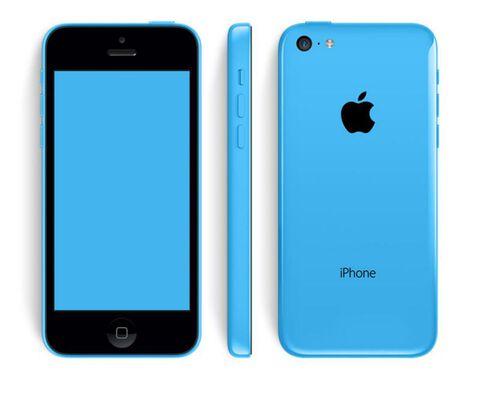 Iphone 5c 16go Bleu Bouygues