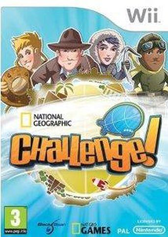 National Geographic Challenge !