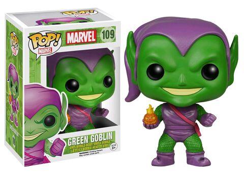 Figurine Funko Pop! N°109 - Spider-man - Green Goblin