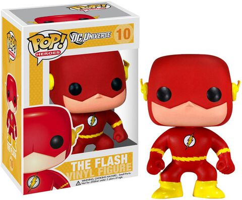 Figurine Funko Pop! N°10 - Flash - Flash