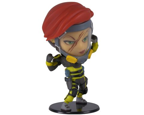 Figurine Six Collection - Rainbow 6 - Chibi Finka