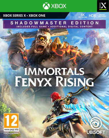 Immortals Fenyx Rising Shadowmaster Edition - Versions Xbox Series et